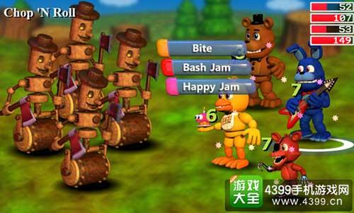 玩具熊五夜后宫 世界篇1