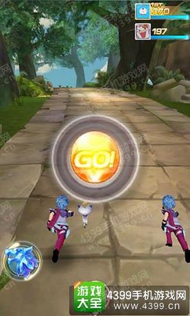 天天酷跑3D多人对战抢跑攻略