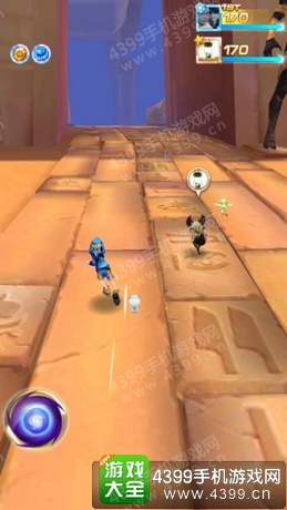 天天酷跑3D多人对战怎么抢跑