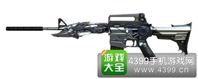 穿越火线(荒岛特训上线)M4A1-雷神