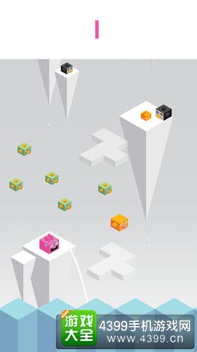 《跳跃砖块》
