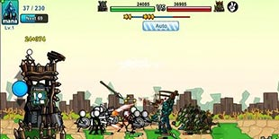 《卡通战争3》登陆双平台:火柴人战争一触即发