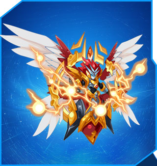 赛尔号神佑之翼·炽天使