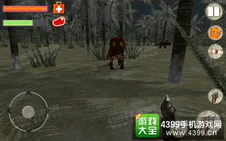 生存岛2恐龙猎人读档画面