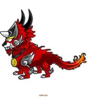 国王的勇士5小年兽