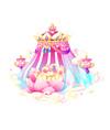 奥比岛盛世万凰花轿