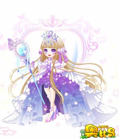 奥比岛幻境魔镜公主装图鉴