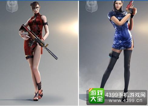 穿越火线枪战王者兰怎么样 女角色兰角色介绍
