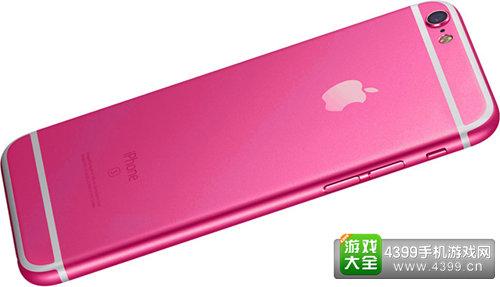 4寸iPhone新品将有桃红色 并非玫瑰金