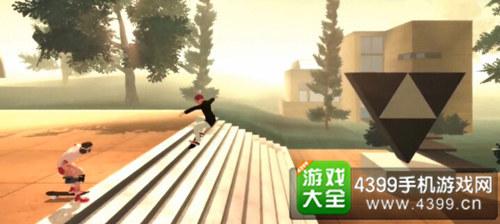 《直线滑板2》