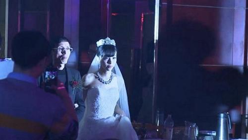 炉石传说主播安德罗妮和板娘婚礼
