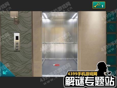 公寓来到1:正文攻略心得风物第四关我们逃脱了一个密室旁.剑电梯志攻略问图片