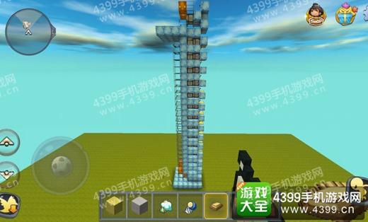 迷你世界电石电梯教程成品