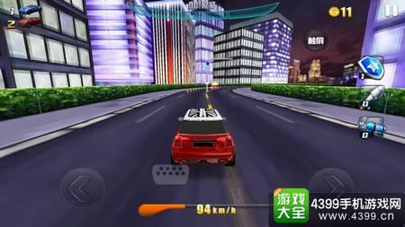 3D极品赛车玩法