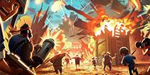 海島奇兵精美壁紙 戰火紛飛的年代