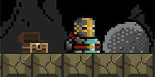 像素冒险游戏《地下城与像素英雄》:地牢题材与像素风更配哟