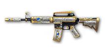 火线精英手机版M4A1-白金怎么样 M4A1白金属性详解