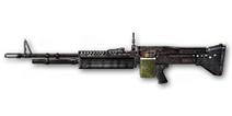 火线精英手机版机关枪M60介绍 M60属性详解
