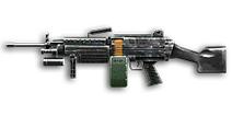 火线精英手机版M249好不好 轻型机关枪M249介绍