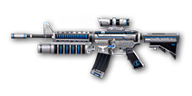 火线精英手机版M4榴弹-ZERO属性详解 M4榴弹-ZERO介绍