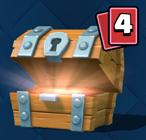皇室战争木箱子
