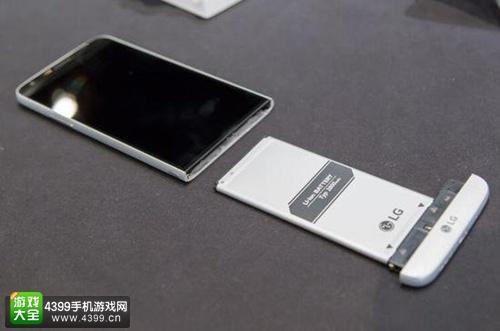 "【MWC2016】LG G5发布 可以换""下巴""的黑科技"