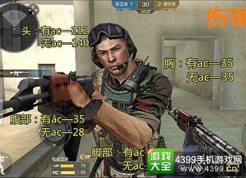 穿越火线(荒岛特训上线)AK47野战军怎么样