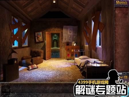 密室逃脱100个房间神殿逃亡第一关