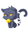 奥比岛黑猫哥哥