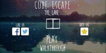 《方块房间逃脱》系列合辑 一切从湖边的小屋开始
