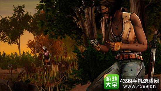 与刀女的丛林冒险