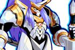 龙斗士狮子座・里亚高清大图展示
