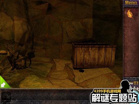 然后玩游戏,老鼠钻洞,最终目的为出口,此时可以将钥匙取下.