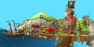 冒险手游《航海时代3》:进可经商冒险 退可刀尖舔血