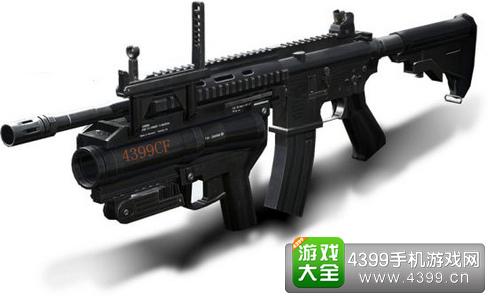 穿越火线枪战王者M4A1榴弹怎么样 M4A1榴弹武器优势介绍