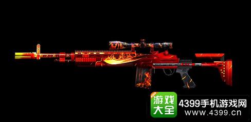 穿越火线枪战王者M14