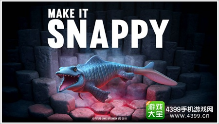 饥饿的鲨鱼沧龙