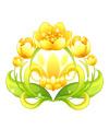 奥比岛郁金香秋千