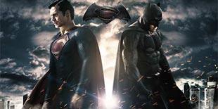 《蝙蝠侠大战超人》上架:大超和老爷你会支持谁