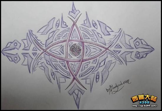 西普大陆手绘 时瞳·画