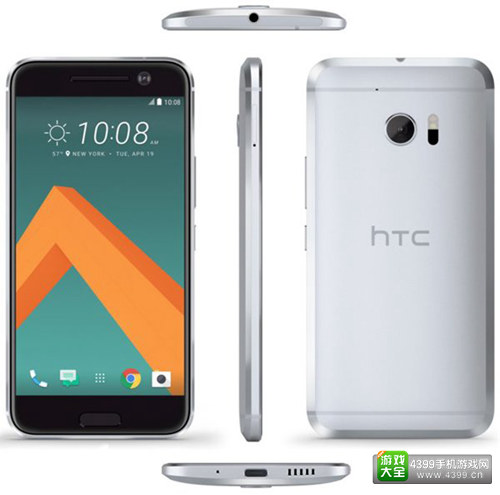 HTC旗舰定名HTC 10 时机样貌正式曝光