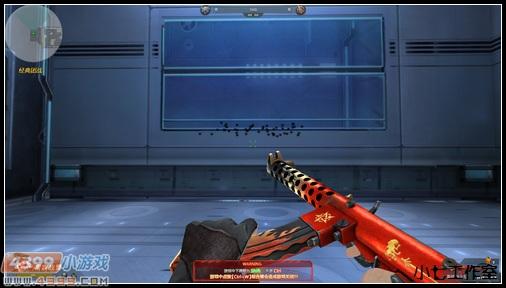 生死狙击斯特林火焰全面解析