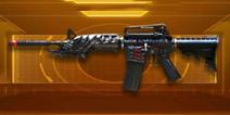 CF手游M4A1-黑骑士