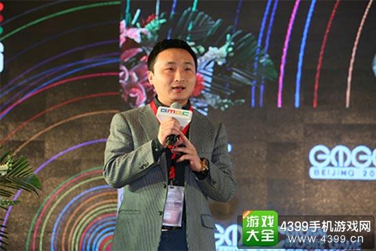 Adways Inc的中国海外移动营销副总裁刘末