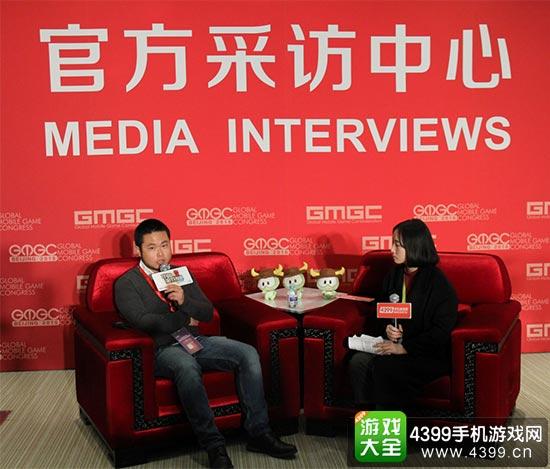 蓝港互动合伙人兼美国总裁Roy Liu