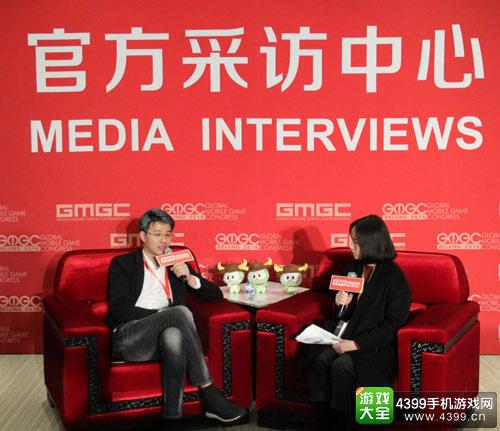 晨之科首席执行官朱明先生接受采访