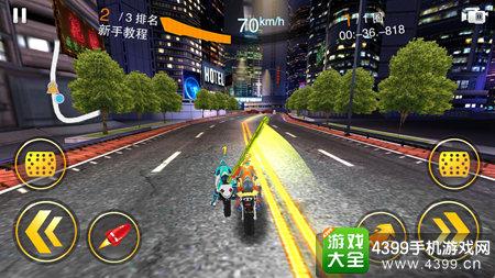 全民暴力摩托2画面