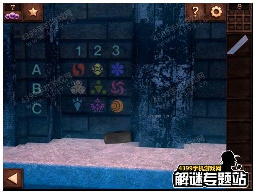 你能逃离塔吗2第8关攻略