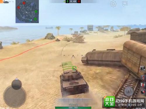 坦克世界:闪电战2.7版本更新