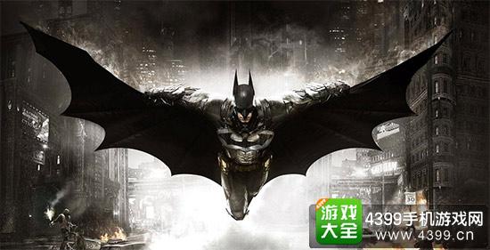 经典的蝙蝠侠形象